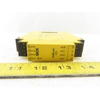 Sick FX3-XTDi80002 1044124 24VDC Flexi Soft Safety Relay