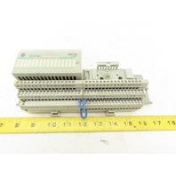 Allen Bradley 1794-OB16 Flex I/O 24VDC Output Module W/ Flexibus Terminal Blocks