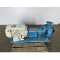 Griswold 81 1M 6x4x13 25Hp 1190RPM 460V Centrifugal Pump 11.625 Dia Impeller