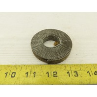 """3/8"""" Tinned Copper Electrical Grounding Strap 72"""""""