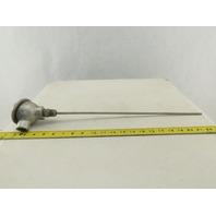 "Omega NB1-1C1N-14G-18 Thermocouple Cast Iron Housing 18"" Probe"