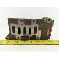 Schrader Bellows K022-092 120V Sub Base Side Ported 5/2 Position Valves