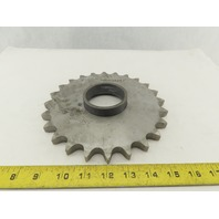 "500AG824 24 Tooth Torque Limiter Sprocket 2-1/2"" ID Bore"
