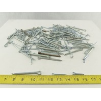 "Assorted Sizes Cotter Pin Hairpin 3/32""-1/4"" Restock Lot Of 200+"