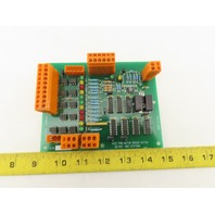 NDC Systems 621744 PWB Motor Driver Circuit Board