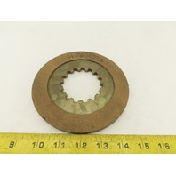 "H-70047-1 Metal Internal Gear Friction Disc 5-7/8"" OD"