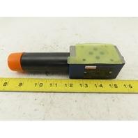 Rexroth ZDR 6DP2-43/75YM/12 Hydraulic Pressure Reducing Valve