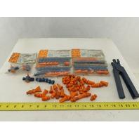 "Loc Line 40413 1/4"" Adjustable Coolant Hose And Nozzle Assortment & Tool"