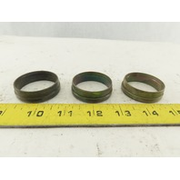 42mm Pipe OD Hydraulic Fitting Compression E0 Ring Lot Of 3