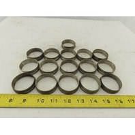 42mm Pipe OD Hydraulic Fitting Compression Ring Lot Of 16