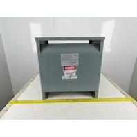 Sorgel 30T6H 30KVA 3 Phase Insulated Transformer 460HV 230LV