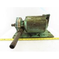 Gusher D-501-C 1/4Hp Centrifugal Brass Pump 220/440V 3Ph 1500/1800 RPM