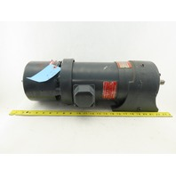 General Electric 7GF219DF3KG71 3/4Hp Gear Motor 186RPM  230/460V W/Sterns Brake