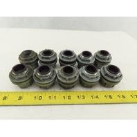 "3/4"" Myers Style Aluminum Conduit Hub  Lot of 10"