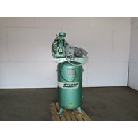 Speedair 3Z745A-2 Vertical 80 Gallon Reciprocating Air Compressor 208-230/480V