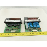 Allen Bradley 1746-OW16 1746-OX8 Isolated Relay 8&16 Channel Output Modules Lot2