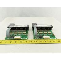 Allen Bradley 1746-IB16 SLC 500 DC Sink Input Module 10-30VDC Lot Of 2
