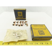 Square D Class 998 Type SA-81 Replacement Contact Kit Size 1 Types C & S Lot/2