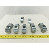 "B-Line B2213 2"" Standard TW & IMC Rigid Steel Conduit Pipe Clamp Lot of 62"