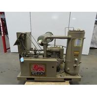 LeROI Compressor W25SSV 25Hp Rotary Screw Vacuum Pump 230/460V 3Ph