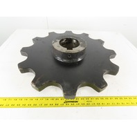 "Conveyor Drive 12T Sprocket 6"" Pitch 1-1/4"" Thick 25"" Diameter 4-15/16"" Bore"