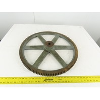 "Ohio Gear IS6144 Spur Gear 144T 24-1/4"" O.D. 1.225"" Bore 1-1/2"" Face Width"
