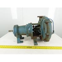 """Aurora 96-19155 1"""" x 2-1/2"""" x 12"""" Centrifugal Pump 160Hd/Ft 200GPM @ 1750RPM"""
