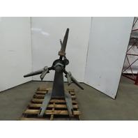 """Perfecto 12-12-SB 12"""" ID Dia. X 12"""" Wide Steel/Wire Uncoiler/Coiler/Feeder"""
