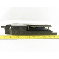 Allen Bradley 1771-ASB/E Remote I/O Adapter Module Rev C08 Ser. E F/W Rev. H