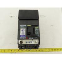 Square D HGA36060U33XAAYQ Mod. HG 060 PowerPact Circuit Breaker 3 Pole 600V 60A