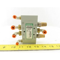 Numatics L23PP552O000000 Air Piloted Pneumatic Solenoid Valve