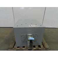Eaton Cutler Hammer Pow-R-Way III STE0129236-A01 Bus Way End Tap Box 1600A 600V