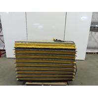"Southworth LL1.5-35 Scissor Lift Table 1500lb 20""x54"" 115V 1 Phase w/Bellows"