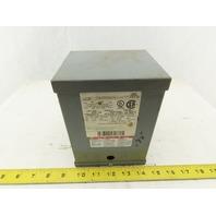 Square D 750SV1F 240/480HV To 240/120LV Transformer 1 Phase .750kVa