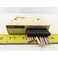 Telemecanique Schneider Twido TWDDAI8DT Input Module Card PLC 110V