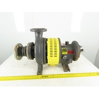 "Gusher PCL2X3-8SEH-C-A 2""x3"" Flange 200GPM 80Hd/Ft Max Centrifugal Pump Head"