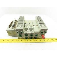 Numatics 239-2507 Pneumatic Logic Valve Bank Module