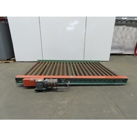 "Roach 251CDLR-63-45-99 Power Roller Case Conveyor 66""x99"" 40FPM 208-230/460V 3Ph"