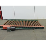 "Roach 25CDLR-51-45-99 Power Roller Case Conveyor 51"" x 99"" 35FPM 208-230/460V"