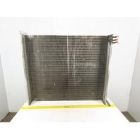 "Heatcraft 4CC-3 25C 066-0324-00 40-1/2"" x 35"" 3 Pass Finned Condenser Coil"