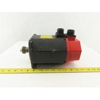 Fanuc A06B-0162-B075 aM6/3000 1.4kW 3000RPM 144VAC 200Hz AC Servo Motor