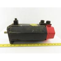 Fanuc A06B-0127-B675 1.0kW 2000RPM 3Ph 140V 133Hz AC Servo Motor