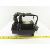 Fanuc A06B-0123-B075 a3/3000 0.9kW 3000RPM 127V 200Hz 3Ph AC Servo Motor