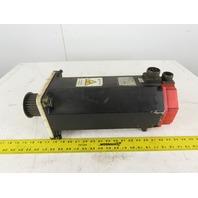 Fanuc A06B-0153-B075 a30/3000 4.8kW 3000RPM 3Ph 168V AC Servo Motor