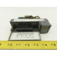 Allen Bradley 1746-NI4 Ser A SLC 500 Input Module