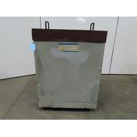 General Electric 9T23B3886 150KVA Dry Type Transformer 480HV 230LV 60Hz 3 Phase