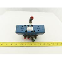 Rexroth GT-010050-03333 4/2 Position Pneumatic Piloted Directional Valve