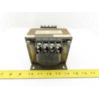 Square D 220-480V Primary 110/120V Secondary .500kVa Transformer