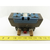 Rexroth GS-020050-03333 5/2 Position Pneumatic Piloted Directional Valve