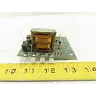 NCC LNC-NS156-120 Level Sensor Circuit Board  120V 1.5VA